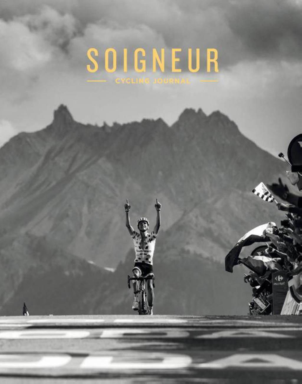 Soigneur Cycling Journal 18