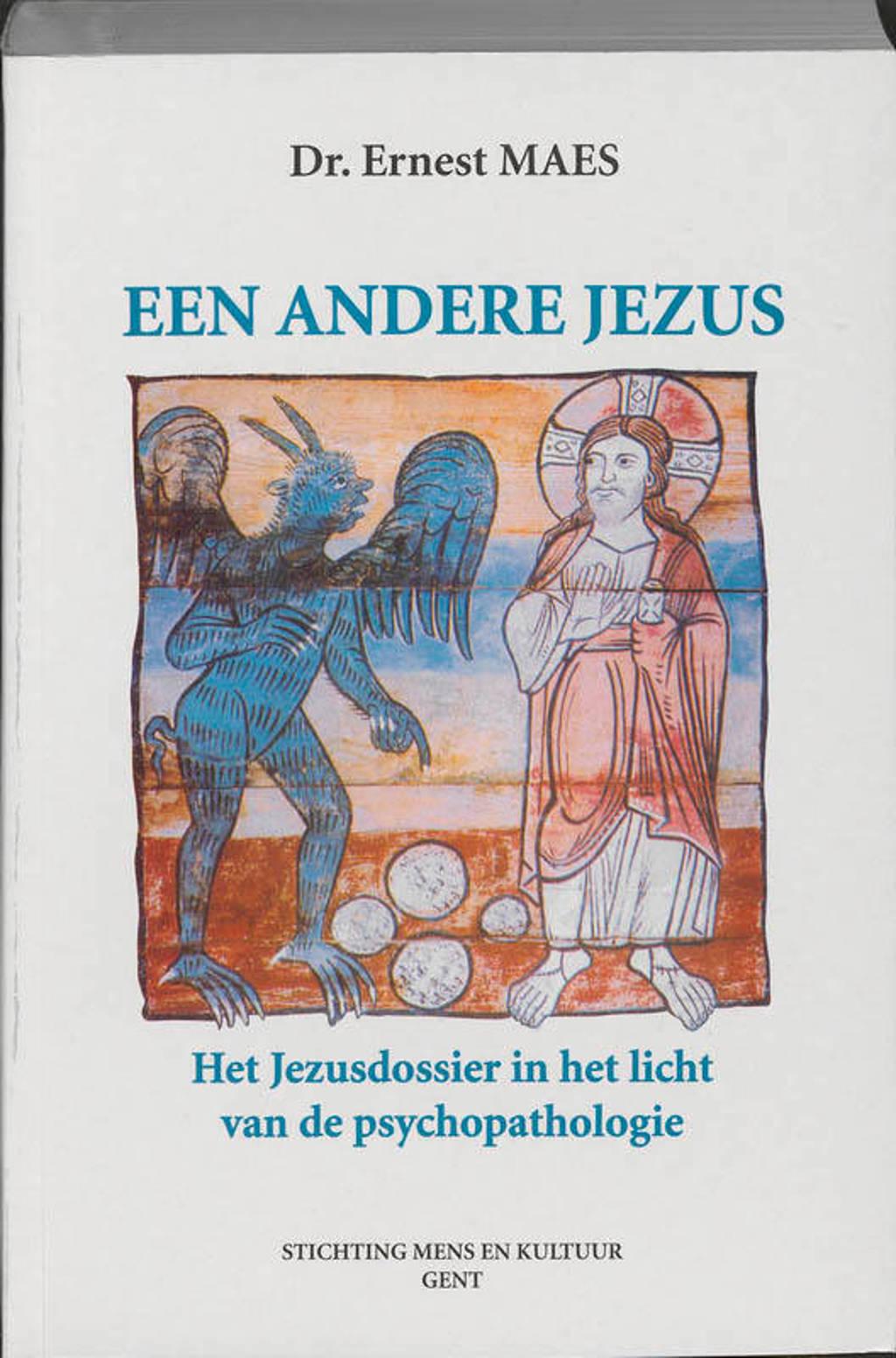 Een andere Jezus - Ernest Maes