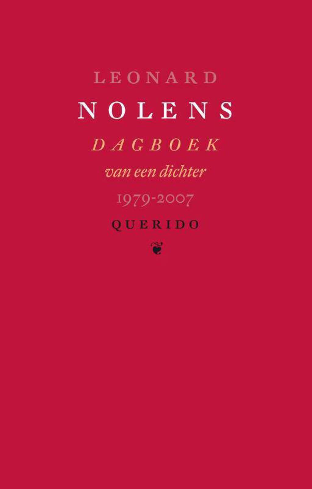 Dagboek van een dichter 1979-2007 - Leonard Nolens