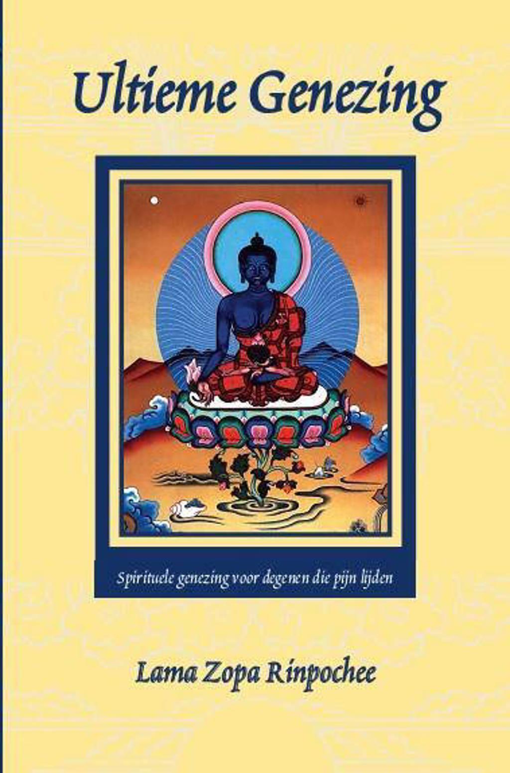 Ultieme genezing - Z. Lama Zopa Rinpochee