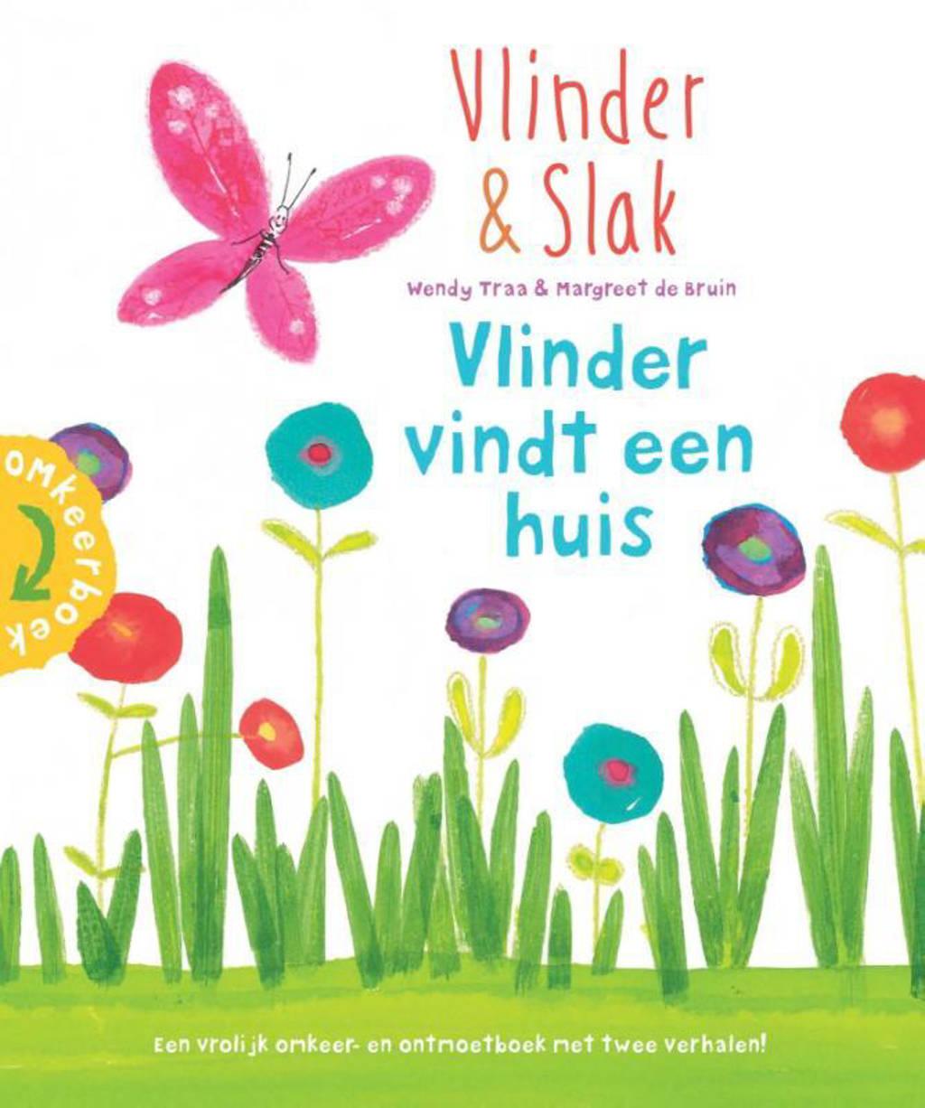 Vlinder & Slak - Wendy Traa