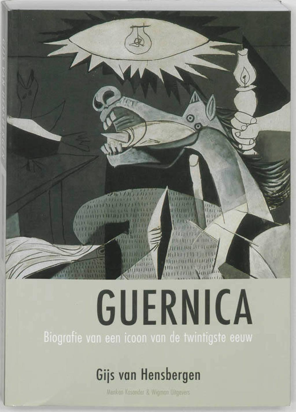 Guernica - Gijs van Hensbergen