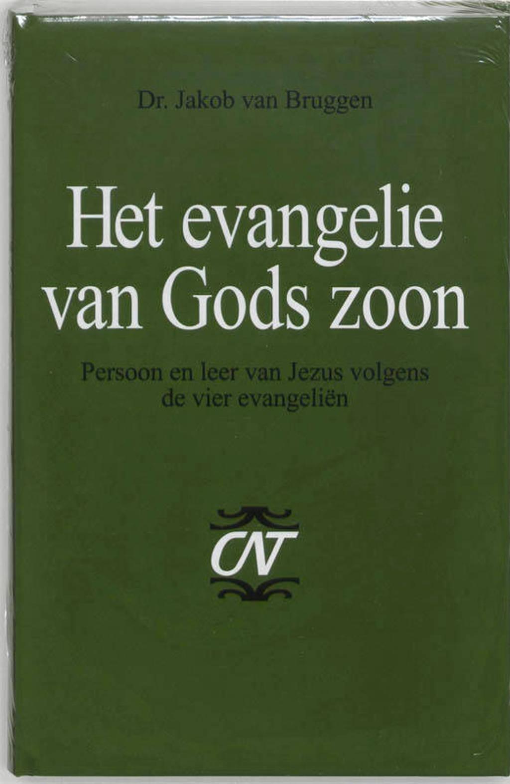 Commentaar op het Nieuwe Testament: Het evangelie van Gods Zoon - Jacob van Bruggen