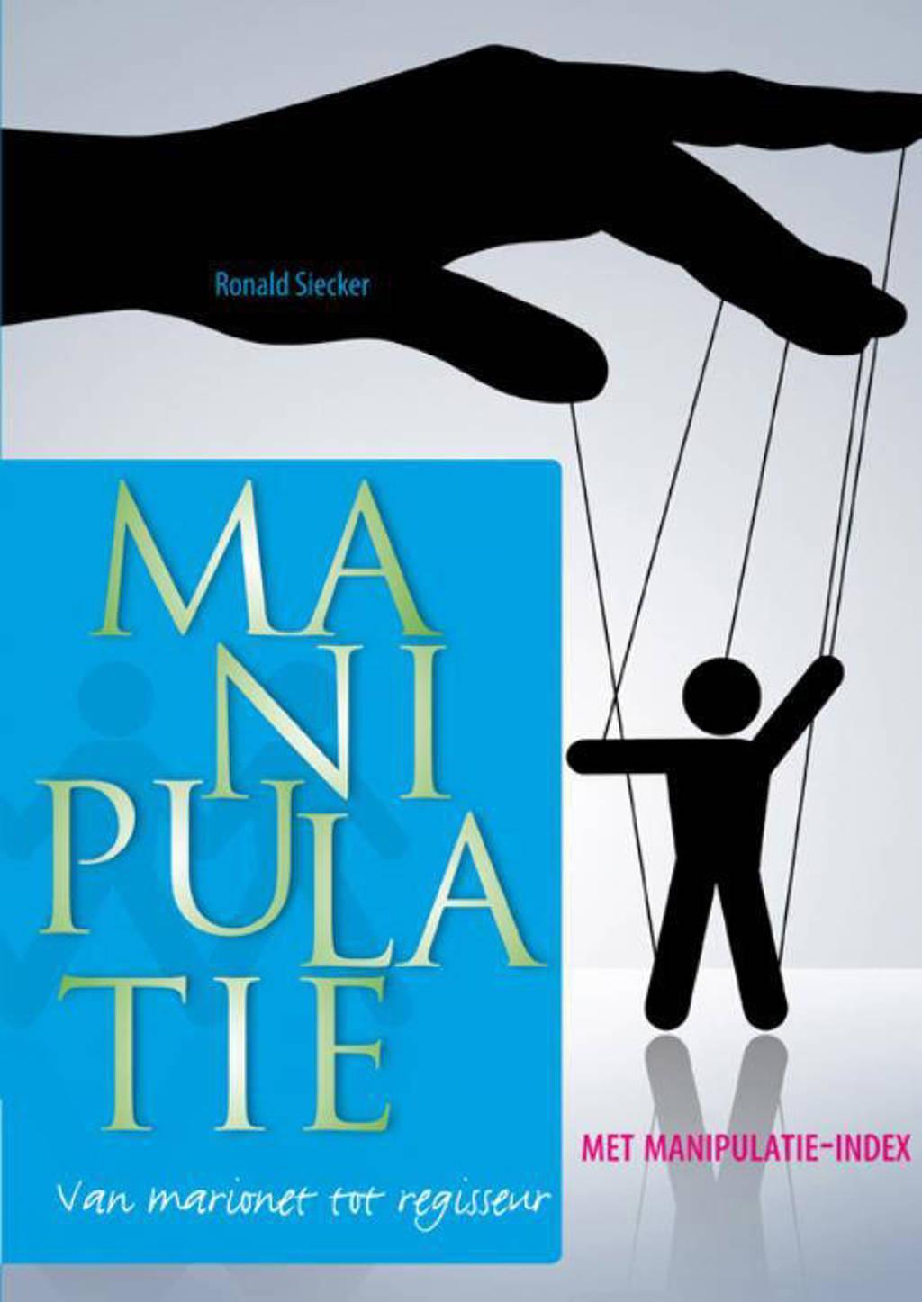 Manipulatie - Ronald Siecker