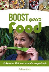 Boost your Food - Sabine Hahn