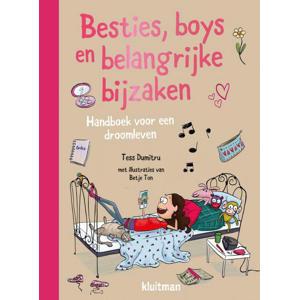 Besties, boys en belangrijke bijzaken - Tess Dumitru