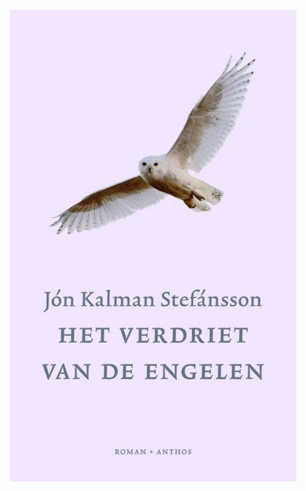Het verdriet van de engelen - Jon Kalman Stefansson