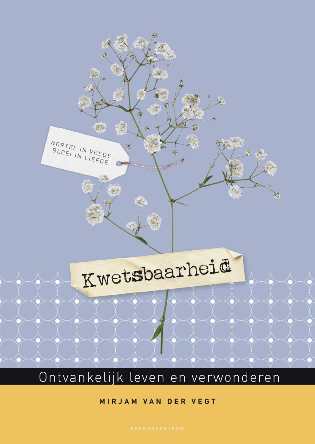 Adem de dag: Kwetsbaarheid (5 ex.) - Mirjam van der Vegt