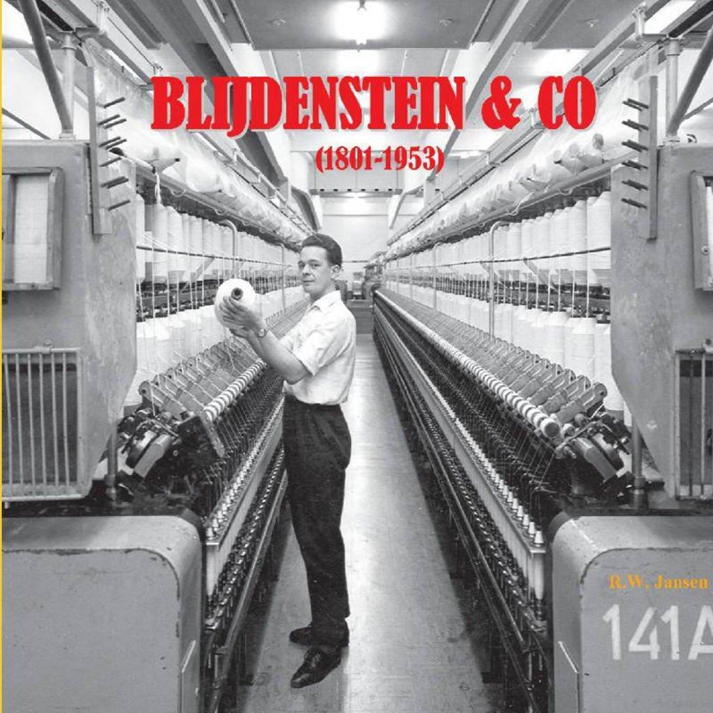 Blijdenstein en co (1801-1953) - Ronald Wilfred Jansen