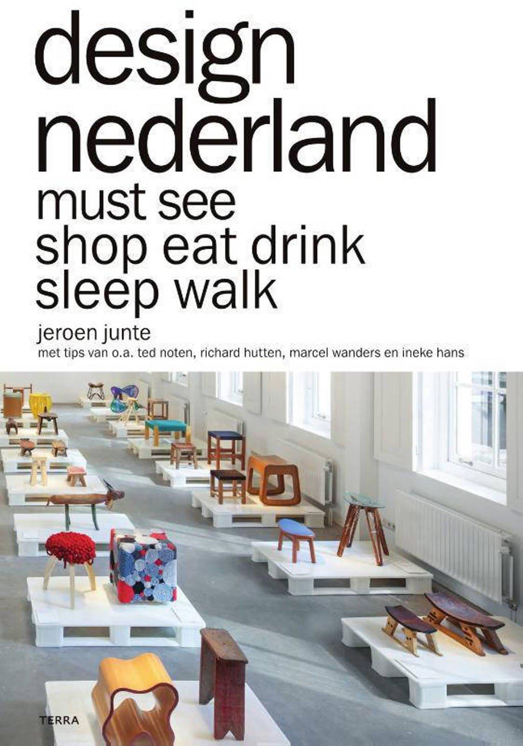 Design Nederland - Jeroen Junte