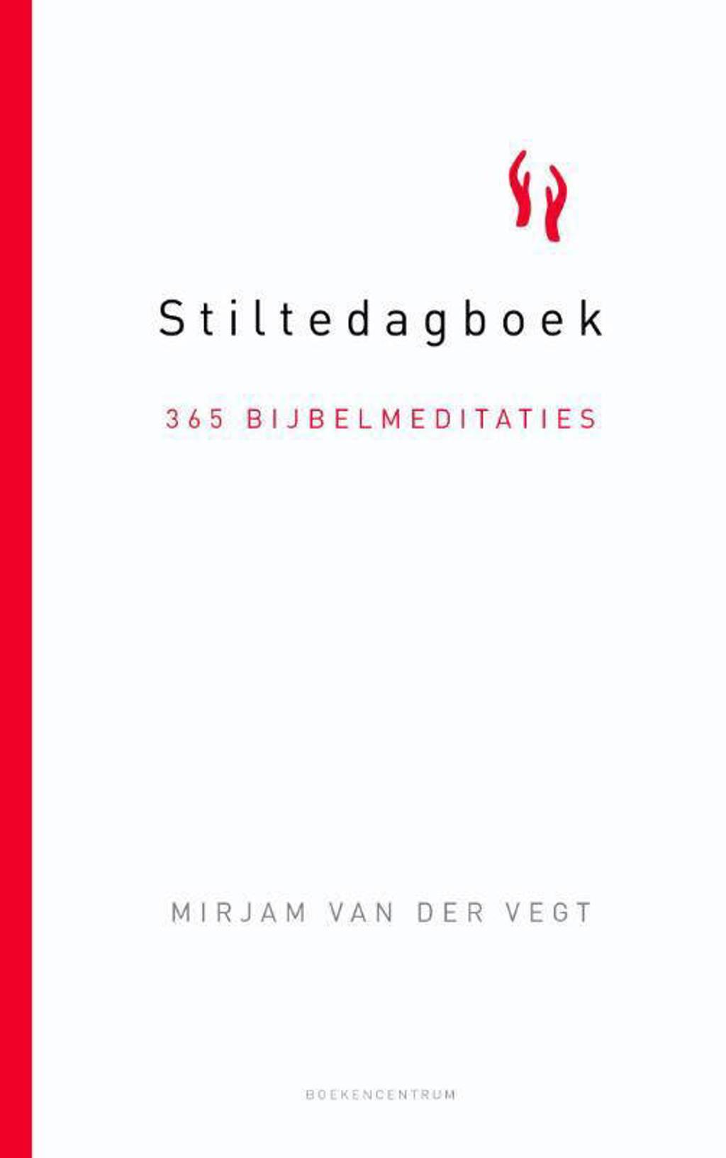 Stiltedagboek - Mirjam van der Vegt