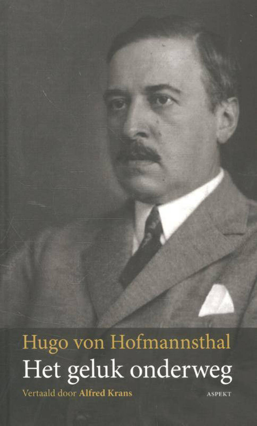 Het geluk onderweg - Hugo von Hofmannsthal