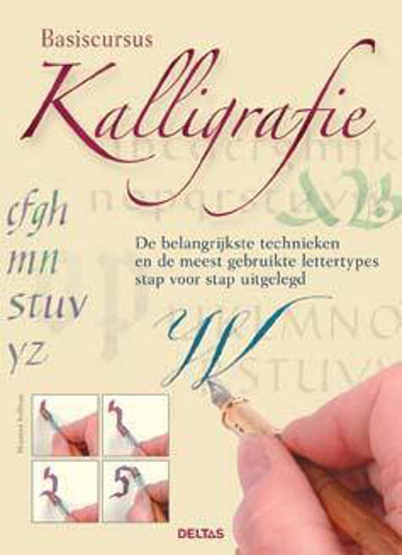 Basiscursus kalligrafie - Maureen Sullivan
