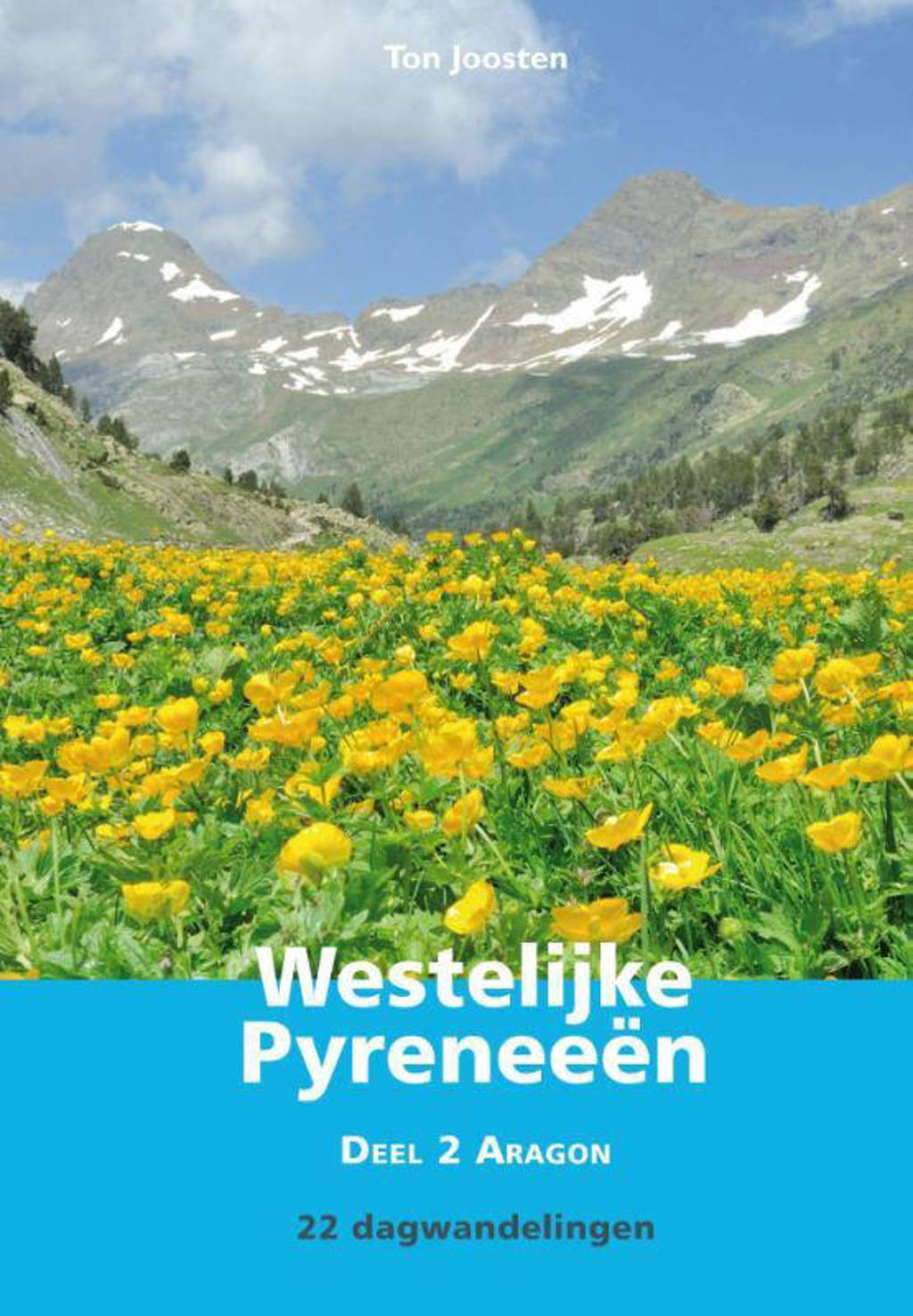 Wandelgids Westelijke Pyreneeën 2 Aragon - Ton Joosten