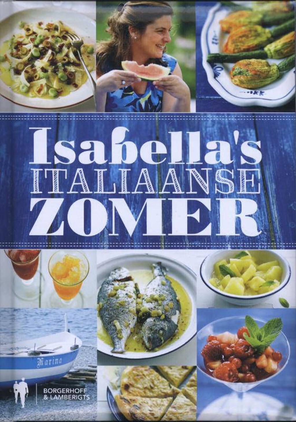 Isabella's Italiaanse zomer - Isabella Cozzi