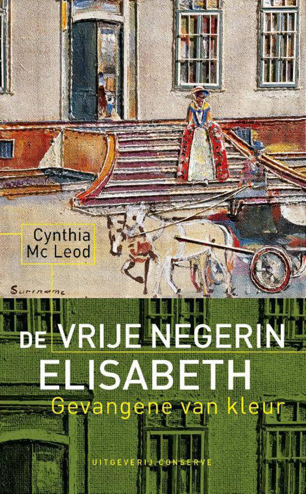 De vrije negerin Elisabeth - C. MacLeod