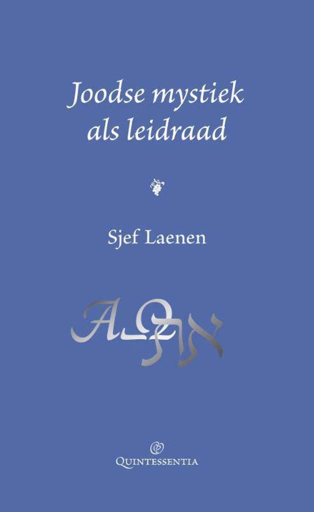 Joodse mystiek als leidraad - Sjef Laenen