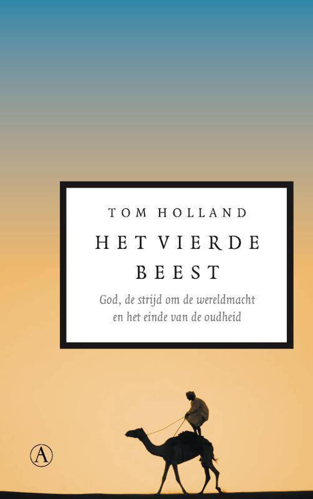 Het vierde beest - Tom Holland