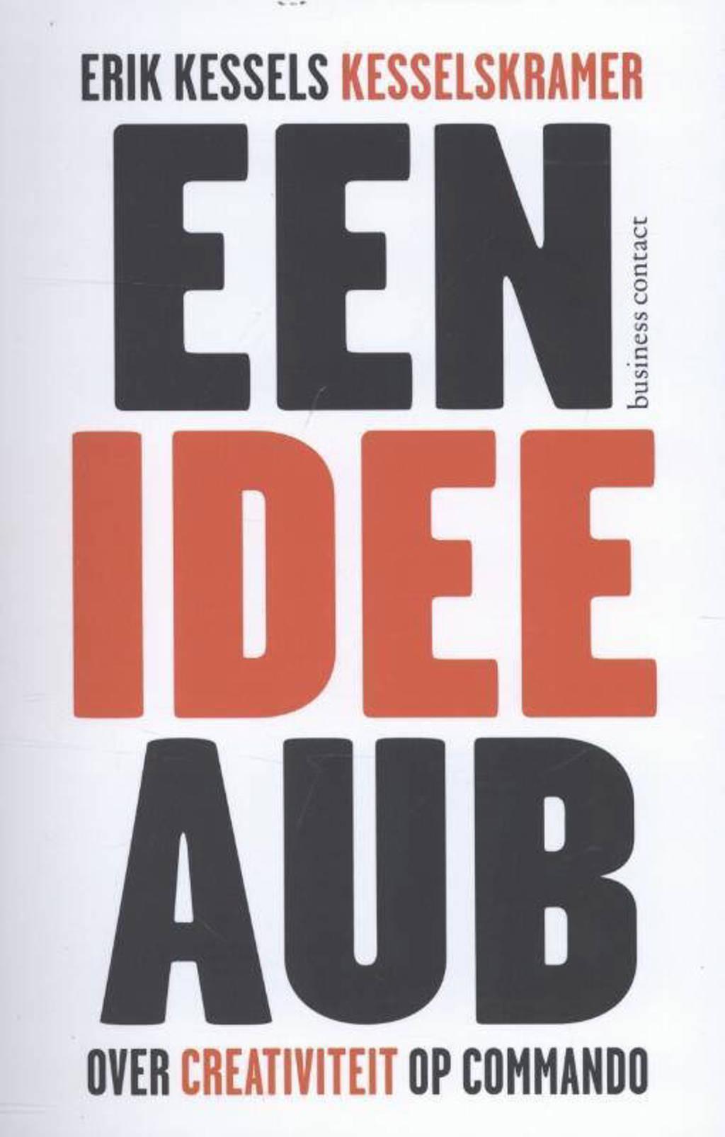 Een idee aub - Erik Kessels