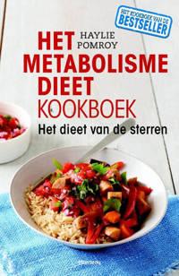 Het metabolismedieet kookboek - Haylie Pomroy