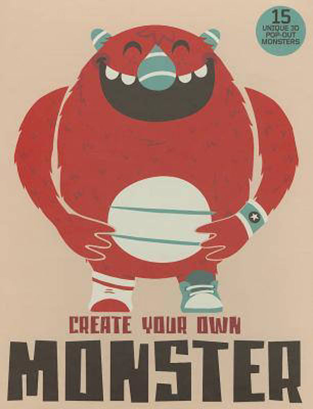 Create Your Own Monster - Magma