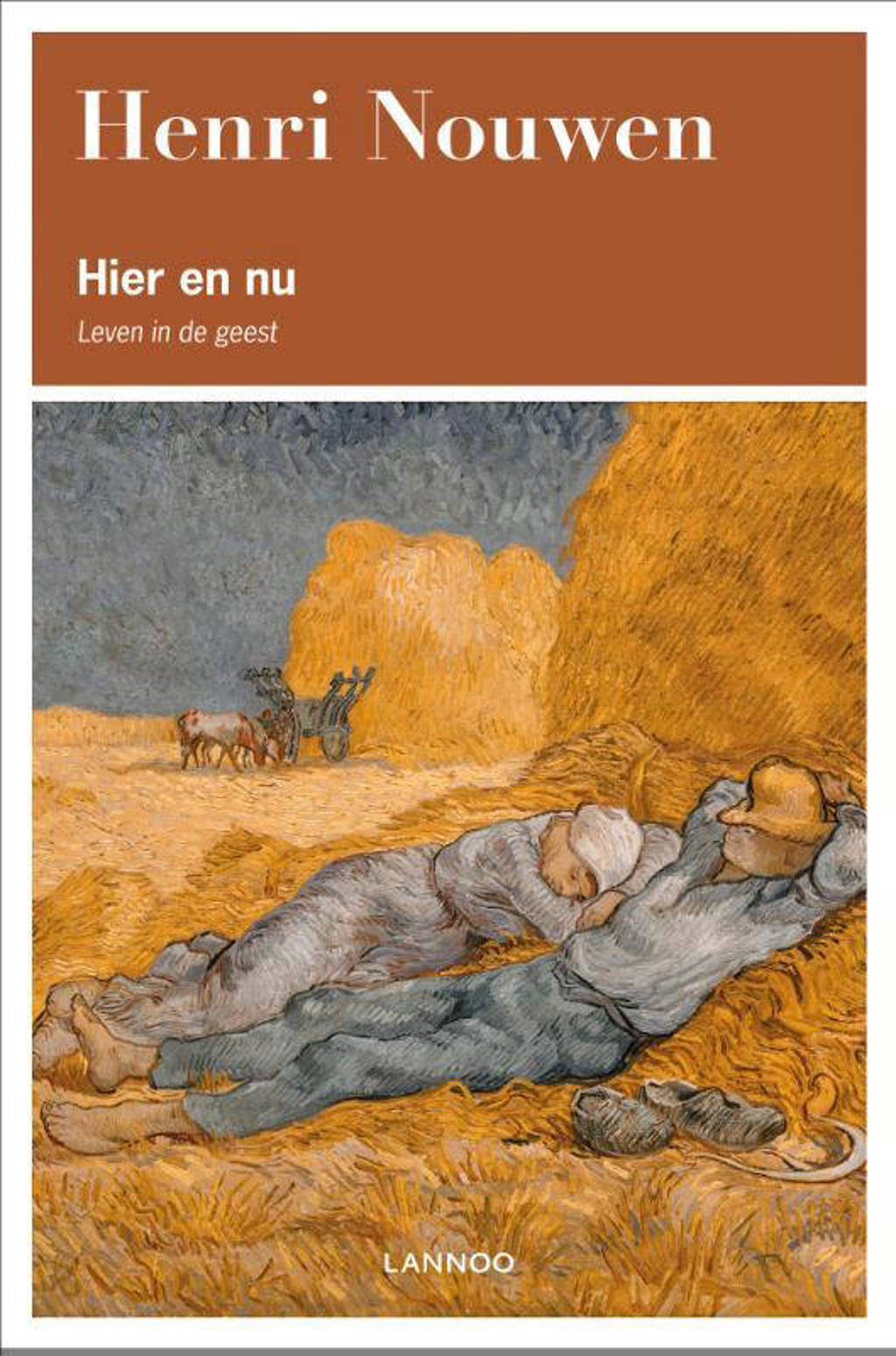 Hier en nu - Henri Nouwen