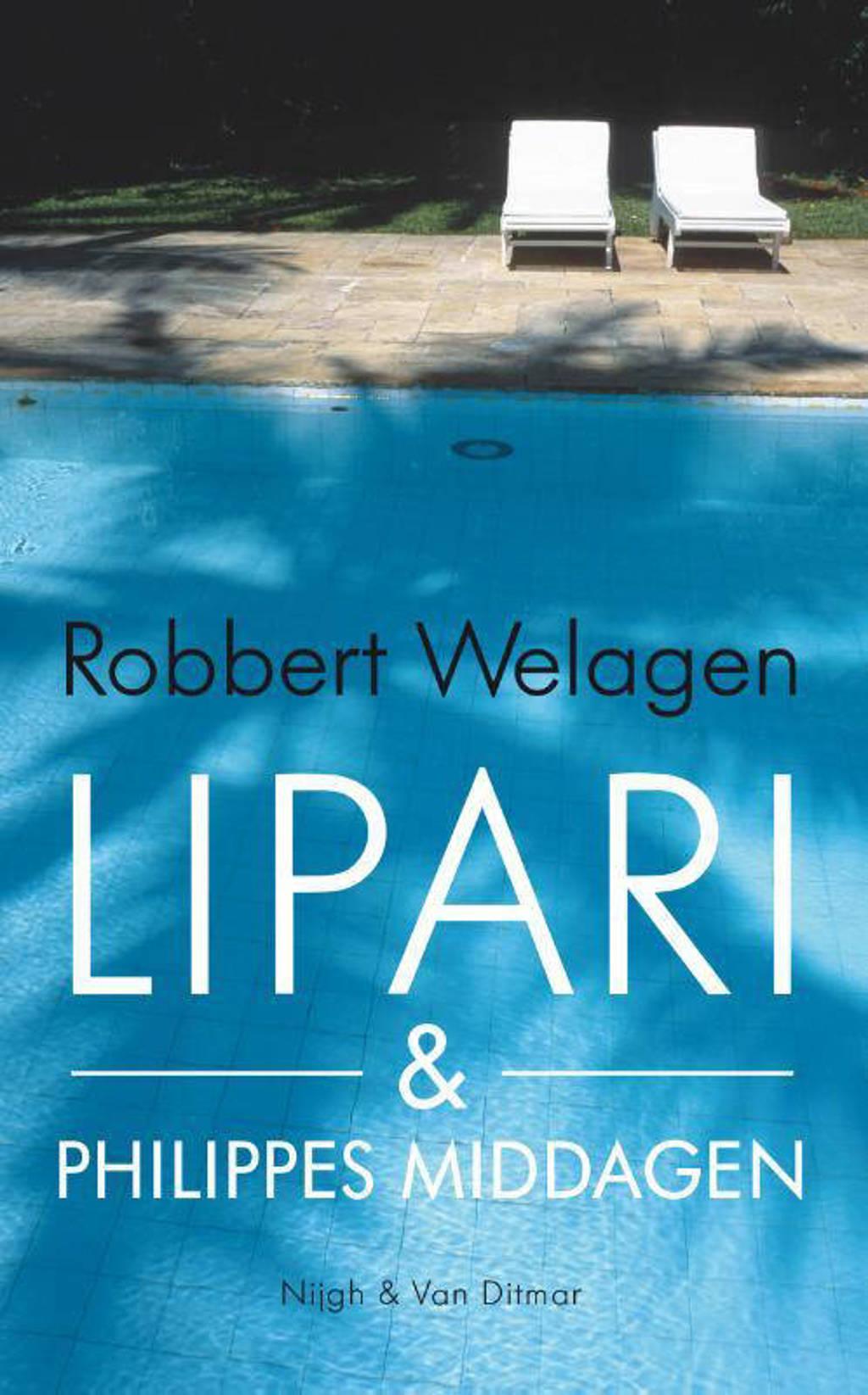 Lipari & Philippes middagen - Robbert Welagen