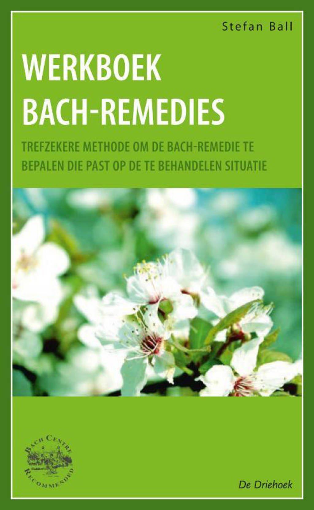 Werkboek Bach-remedies - Stefan Ball