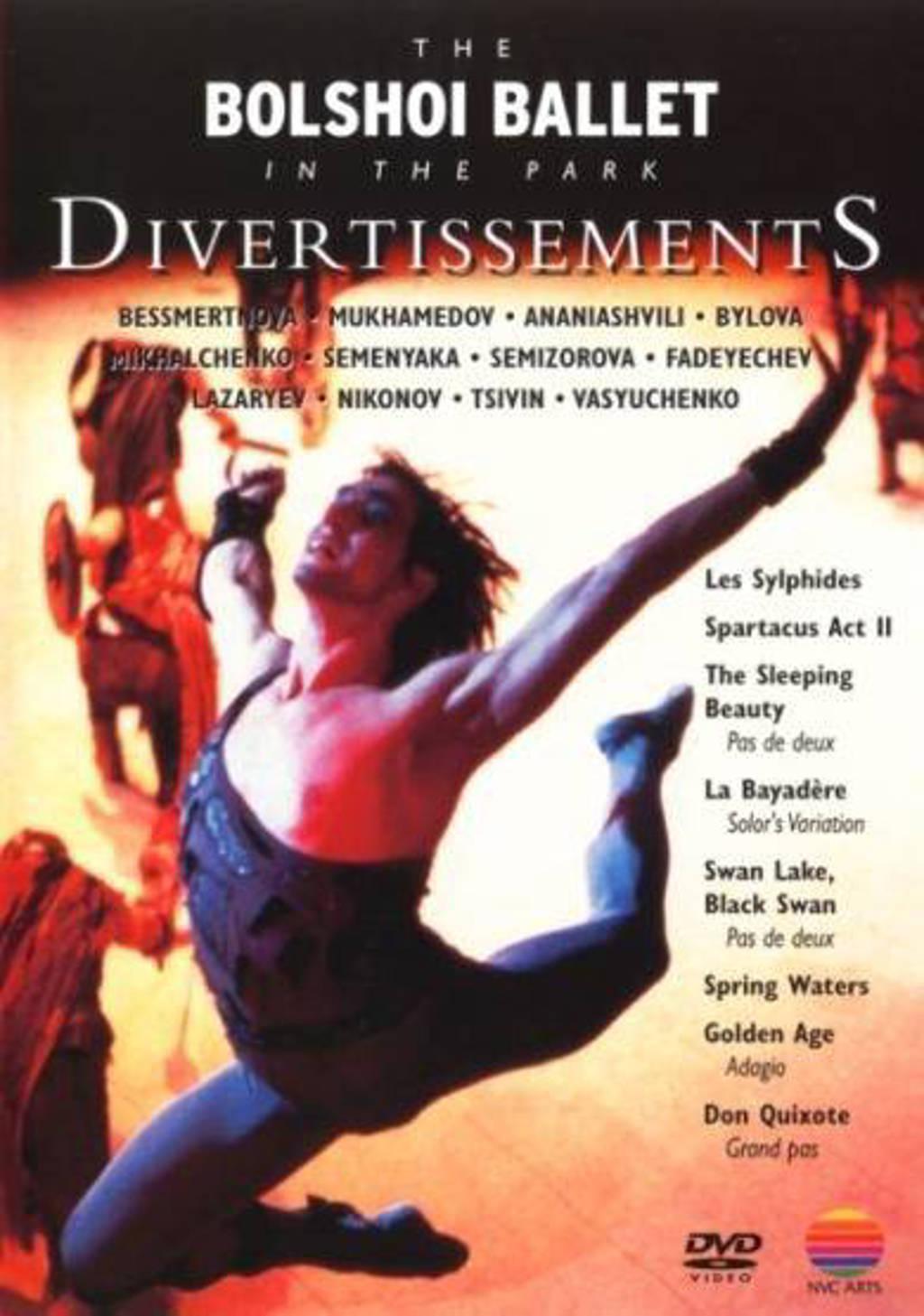 Bolshoi Ballet - In The Park (DVD)