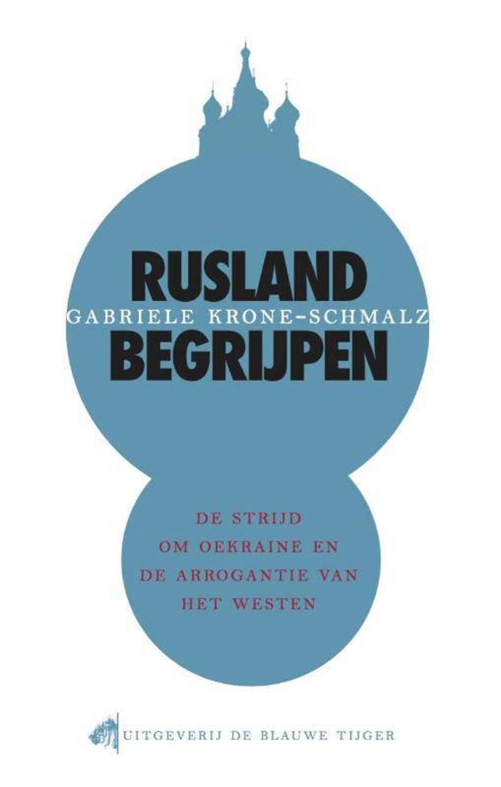 Rusland begrijpen - Gabriele Krone-Schmalz