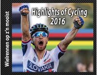 Highlights of Cycling 2016 - Cor Vos en Moniek Keukelaere