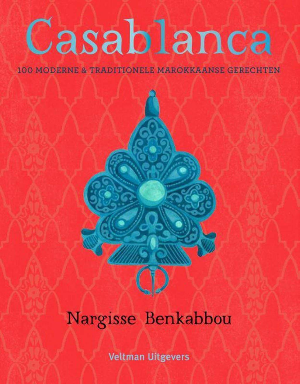 Casablanca - Nargisse Benkabbou