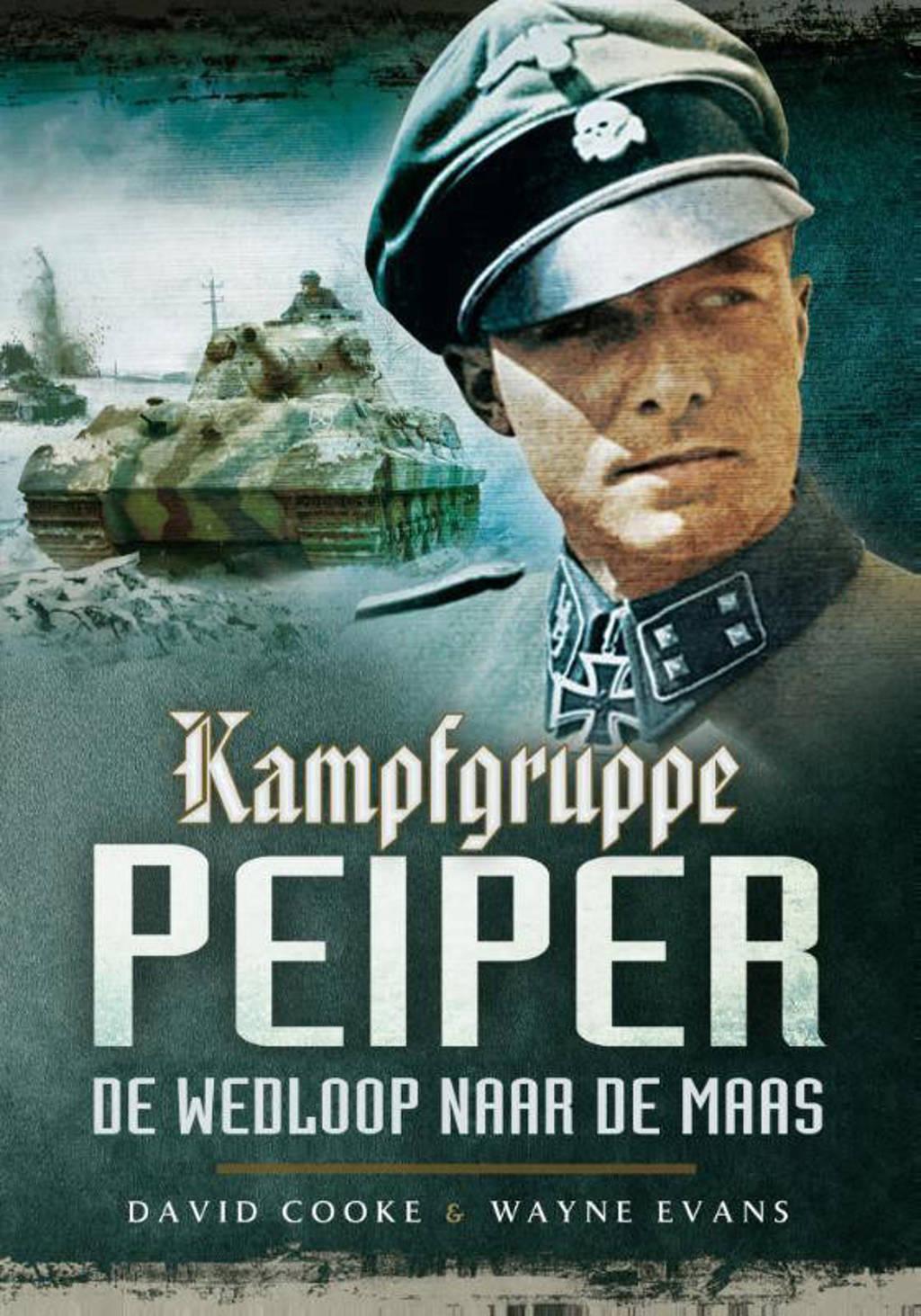 Kampfgruppe Peiper - David Cooke en Wayne Evans