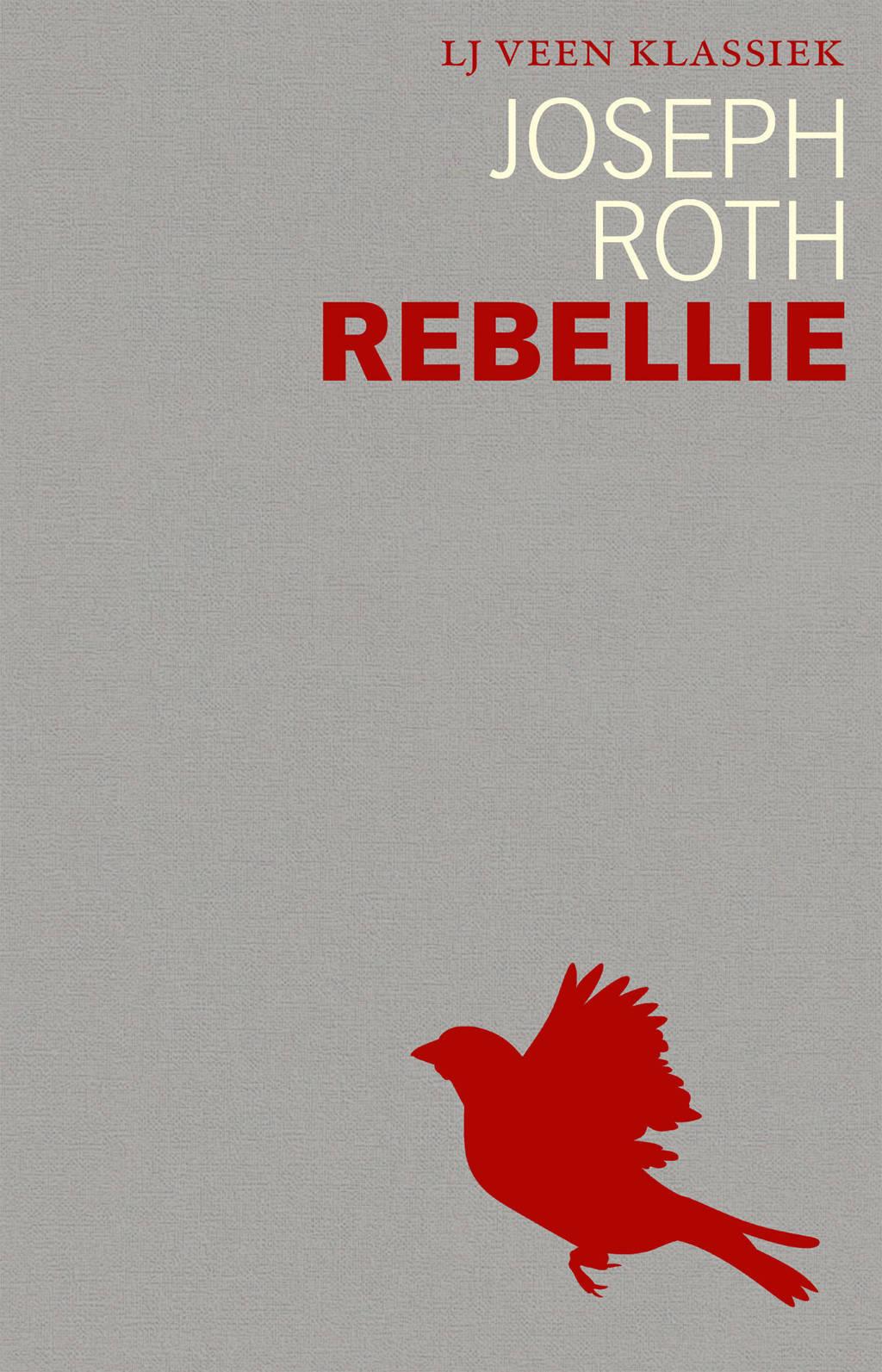 LJ Veen Klassiek: Rebellie - Joseph Roth