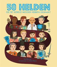 50 helden die de wereld mooier hebben gemaakt - Lily Murray