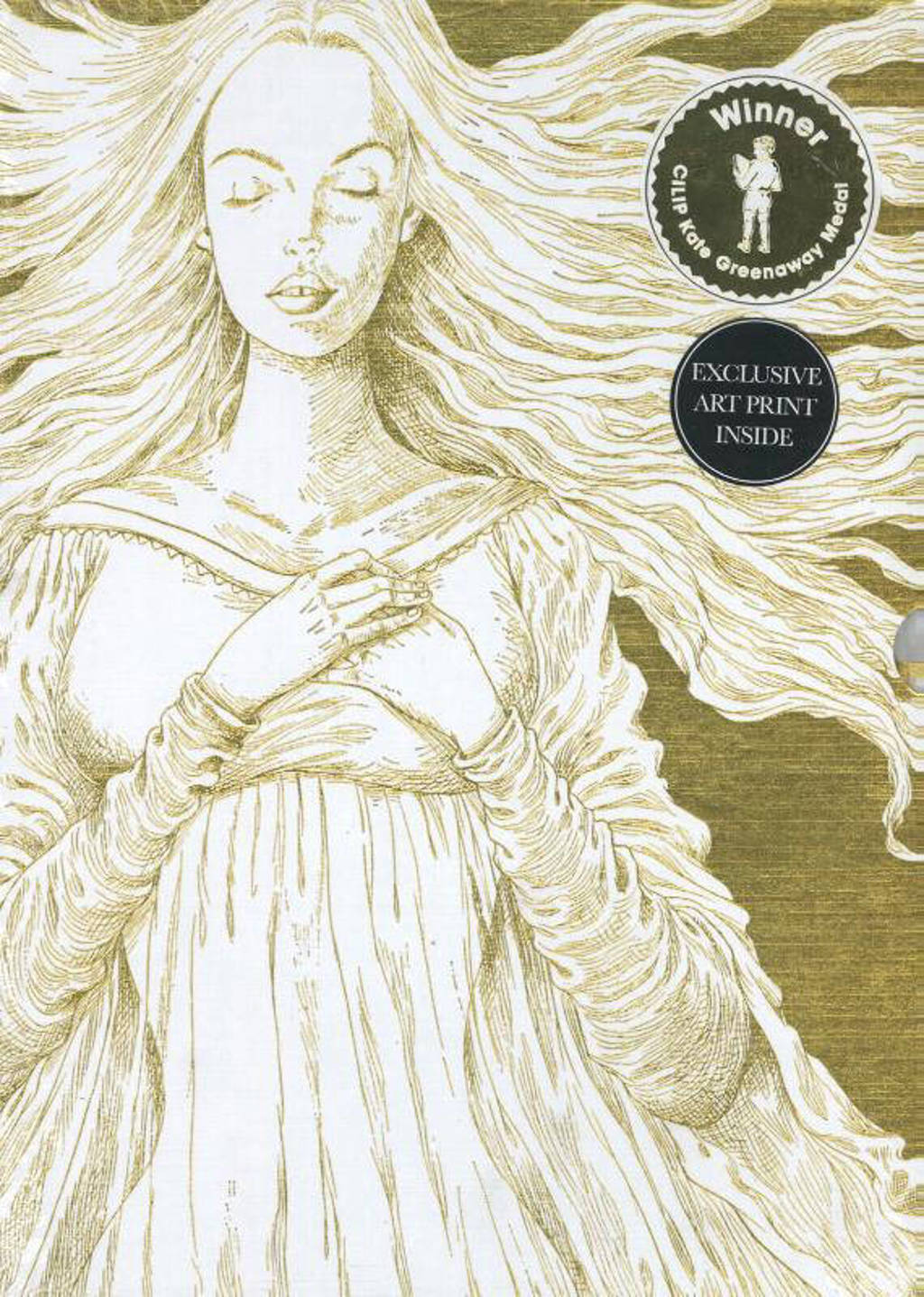 Sleeper and the Spindle - Gaiman, Neil