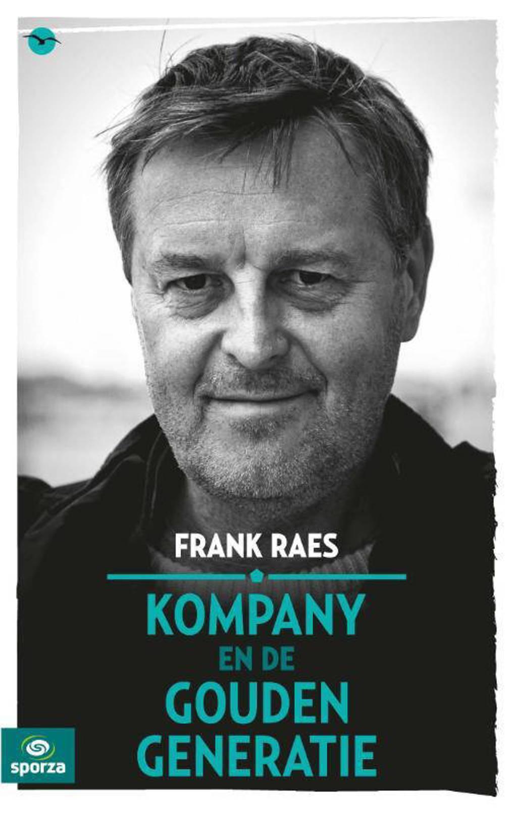 Kompany en de gouden generatie - Frank Raes