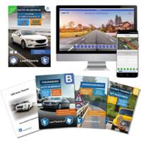 Auto Theorieboek 2020 Rijbewijs B   Auto Theorieboek   Auto Theorie Samenvatting   Verkeerborden overzicht   Praktijk informatie   CD-ROM met auto theorie-examens  