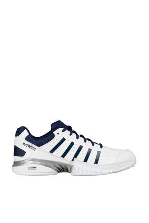 Receiver IV Omni tennisschoenen wit/donkerblauw