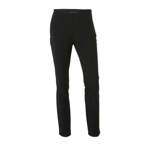 Lauren Ralph Lauren regular fit pantalon zwart
