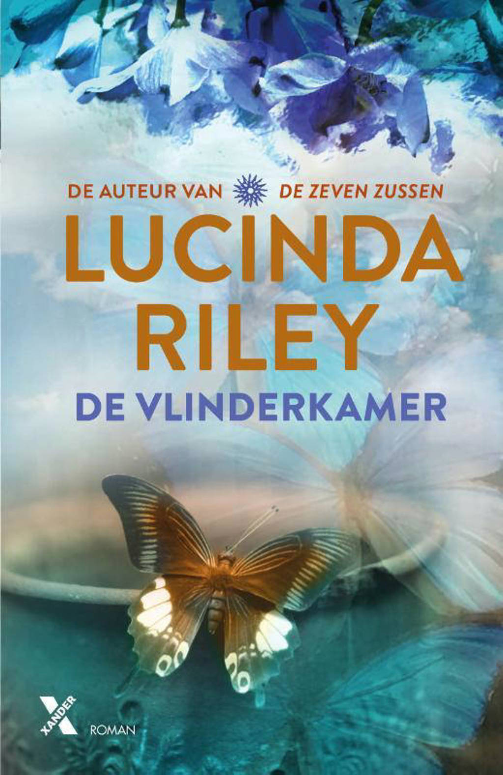 De vlinderkamer - Lucinda Riley