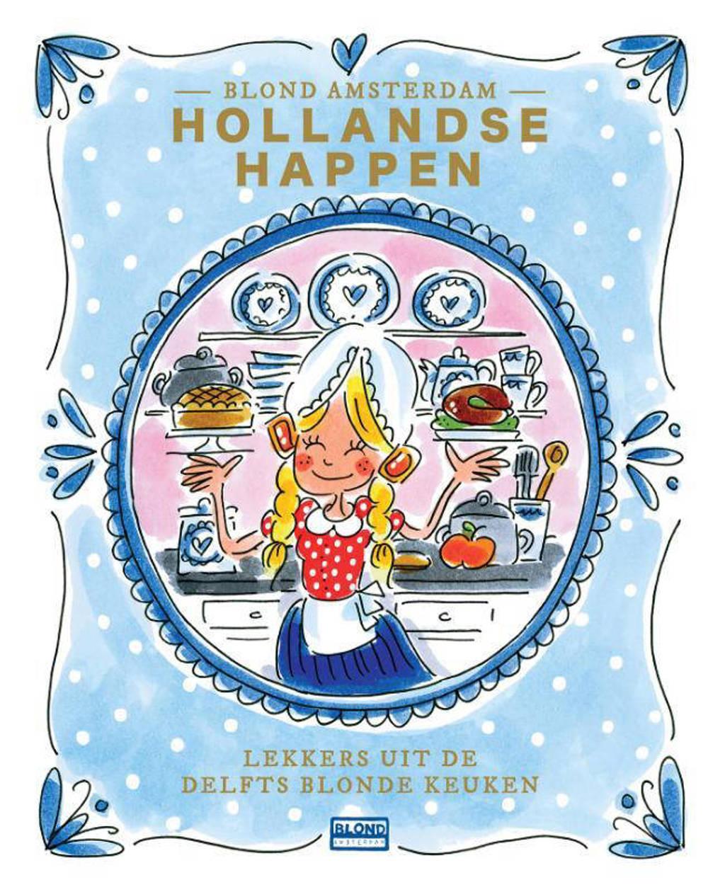 Hollandse happen - Blond Amsterdam