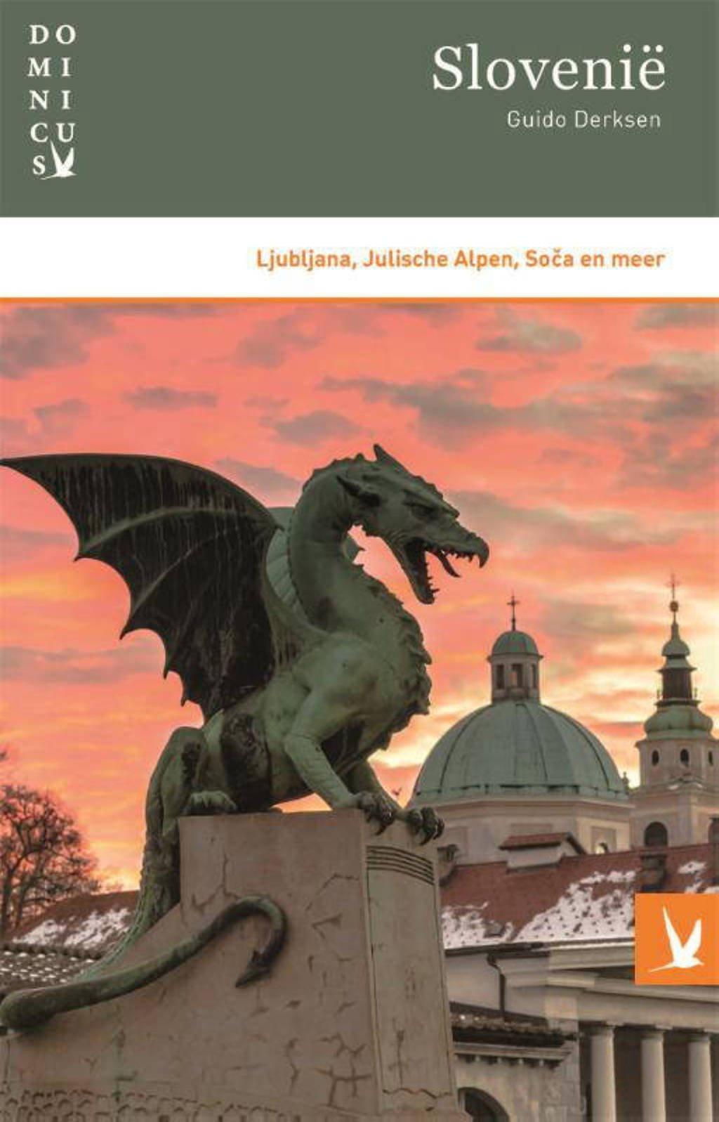 Dominicus landengids: Slovenië - Guido Derksen