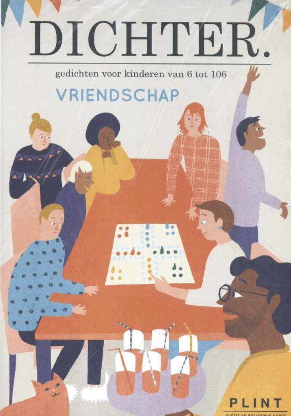 Dichter: Vriendschap (set van 10) - De Dichters van DICHTER