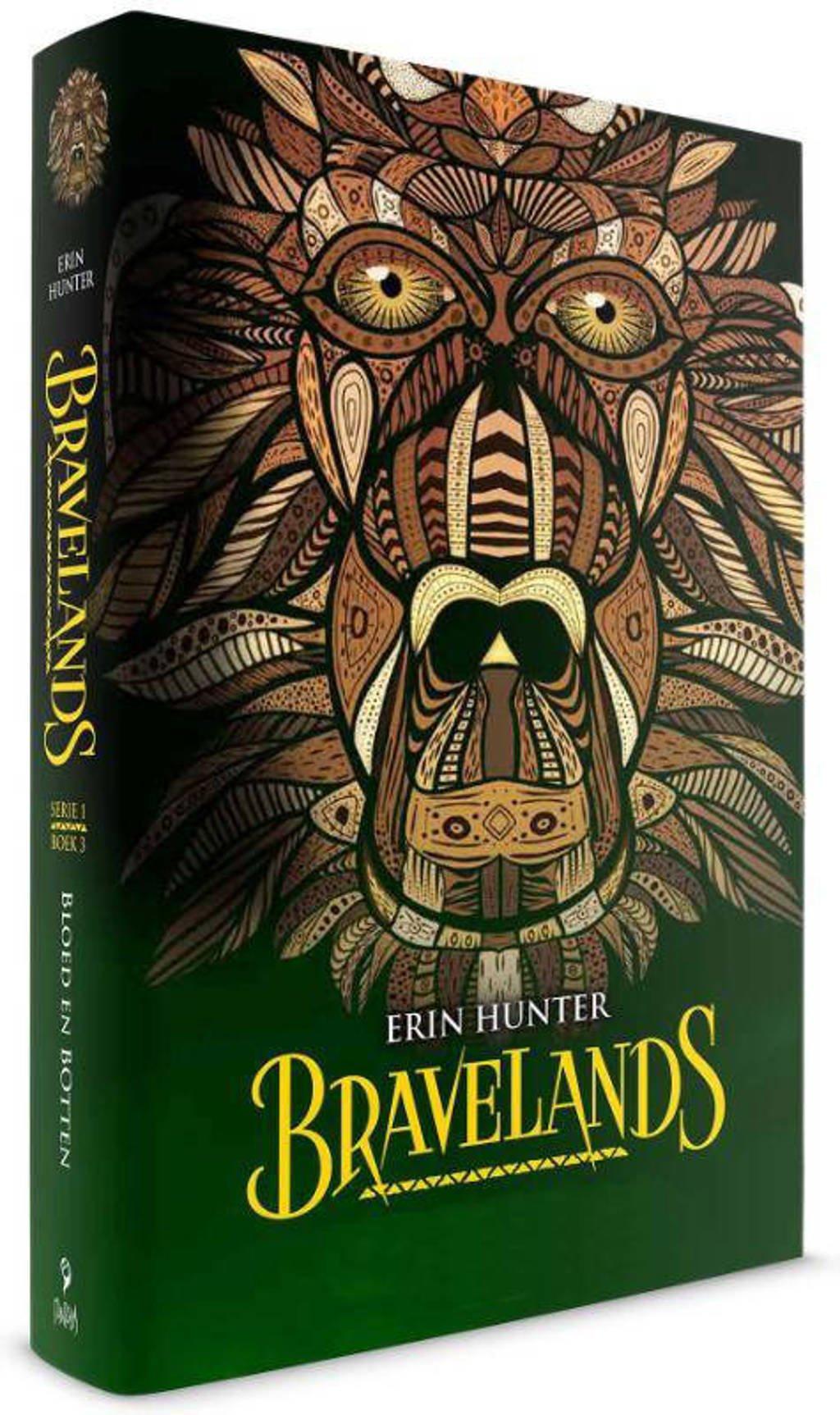 Bravelands 3 Boekhandelbox - Erin Hunter