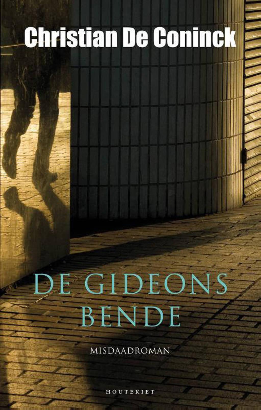 De Gideonsbende - Christian De Coninck