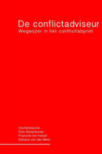 De conflictadviseur - Dick Bonenkamp