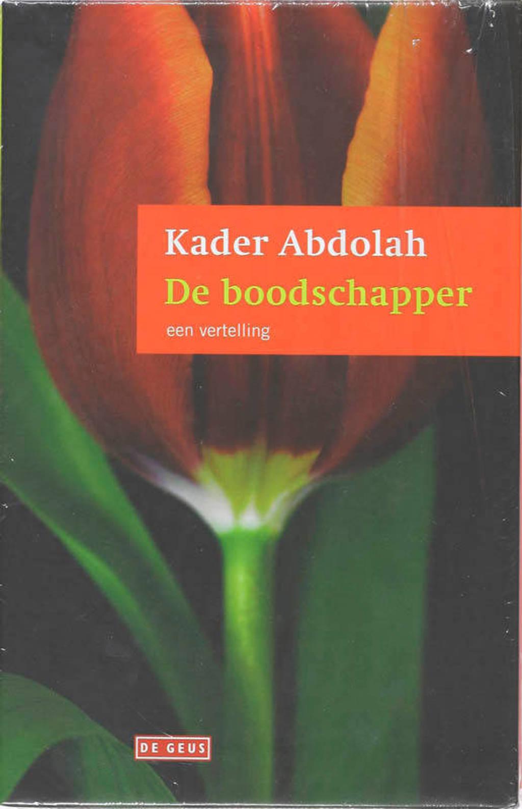 De boodschapper en de Koran - Kader Abdolah