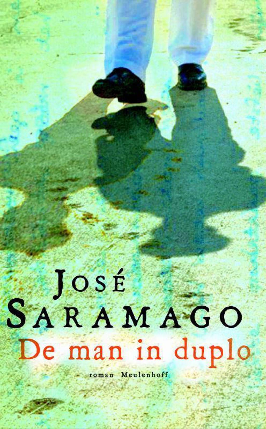 De man in duplo - José Saramago
