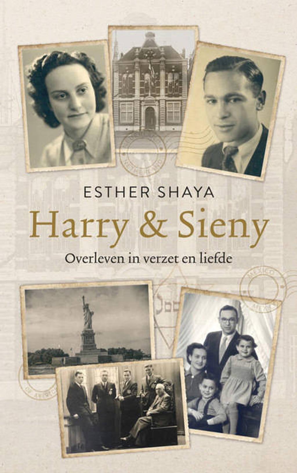 Harry & Sieny - Esther Shaya